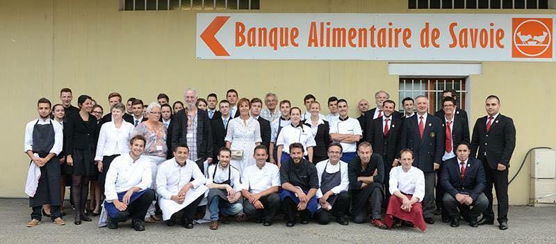 Chefs de Coeur - Banque Alimentaire - Chambéry