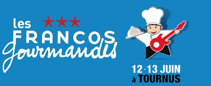 Les Francos Gourmandes 2015