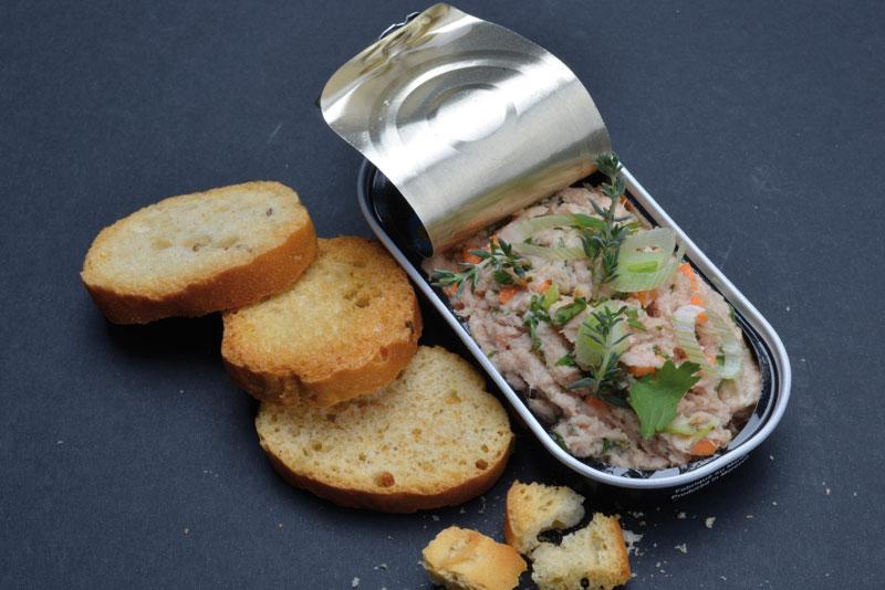 rillettes sardine adel dakkar